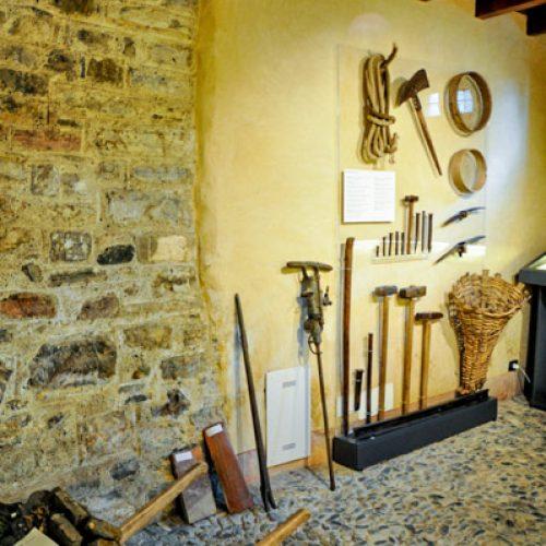 Ca' Martì: il museo e la valle dei muratori a Carenno
