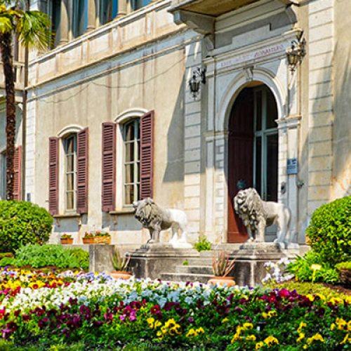 Casa Museo Villa Monastero e Giardino Botanico a Varenna