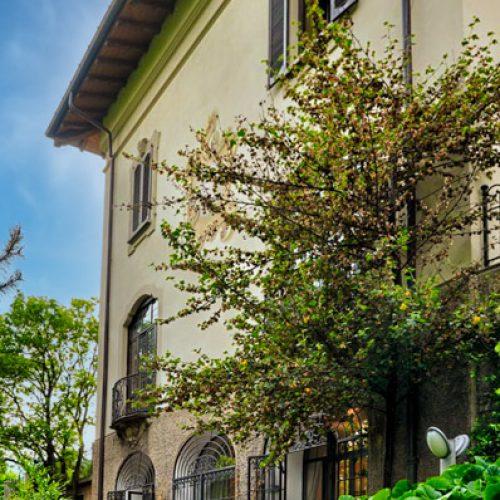 Giardino botanico Villa De Ponti a Calolziocorte