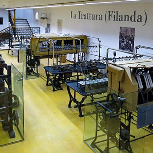 Museo della Seta Abegg a Garlate