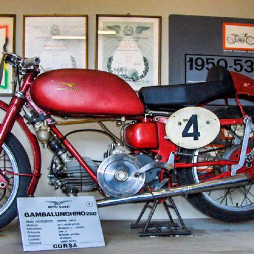 Museo Moto Guzzi a Mandello del Lario