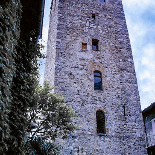 """Museo della Torre di Maggiana detta del """"Barbarossa"""" a Mandello del Lario"""