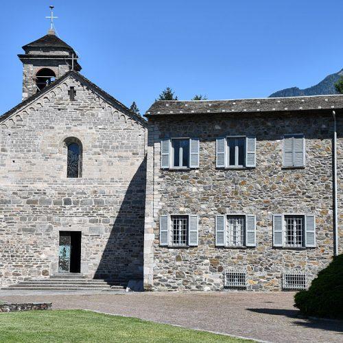 Abbazia Cistercense di San Nicolò di Piona