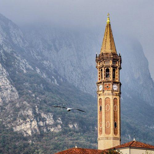 Basilica di San Nicolò e Campanile di Lecco