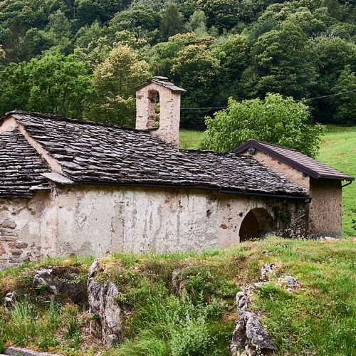 Chiesa di Santa Margherita a Casargo
