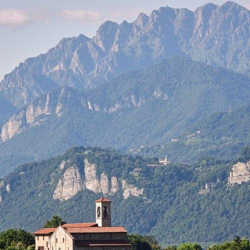 Chiesa dei Santi Colombano e Gottardo a Calco