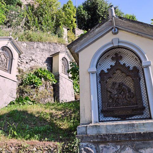 Santuario di Lezzeno ed ex Chiesa di San Nicolao a Bellano