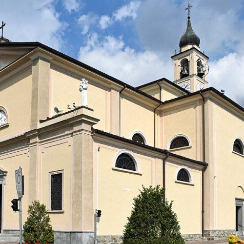 Chiesa di San Dionigi a Premana