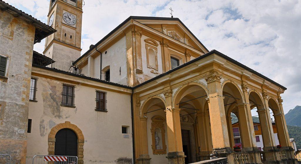 Chiesa di San Giorgio Martire – Cremeno
