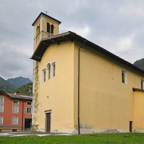 Chiesa di San Michele ad Introbio