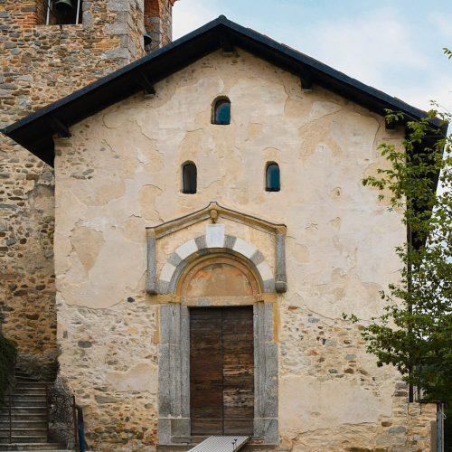 Chiesa di San Salvatore a Barzanò