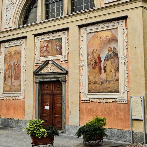 Chiesa di Sant'Eusebio a Pasturo