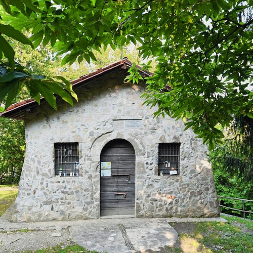 Chiesa di Santa Margherita a Monte Marenzo