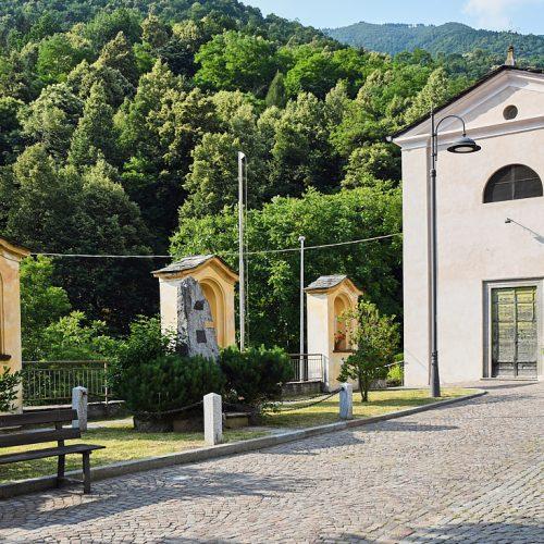 Chiesa di Santa Maria Assunta a Taceno