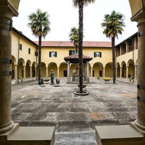 Convento del Sabbioncello a Merate