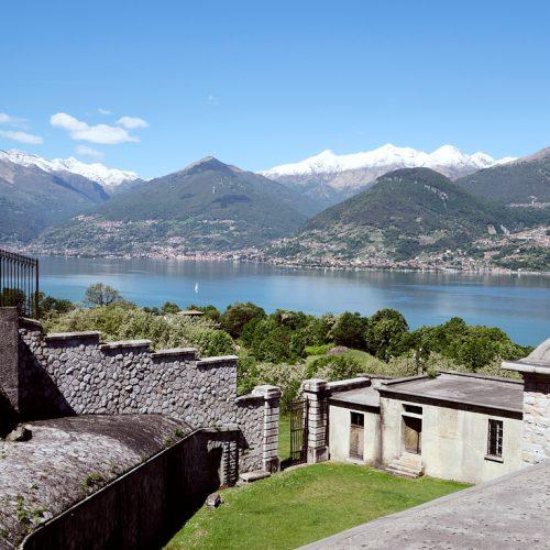 Forte Montecchio Nord e Fuentes a Colico