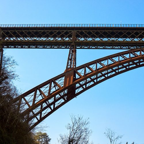 Ponte San Michele a Paderno d'Adda