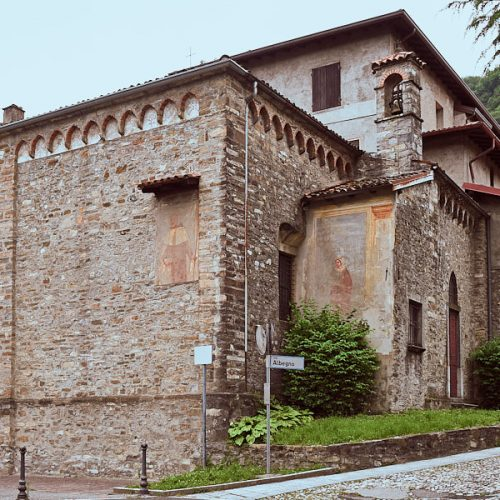 Chiesa e Convento di Santa Maria la vite ad Olginate