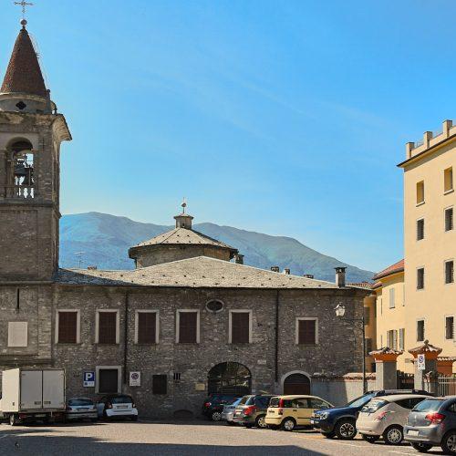 Chiesa di Santa Marta a Bellano