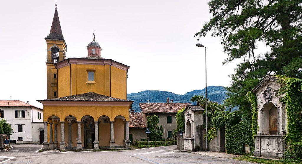 Chiesa della Beata Vergine del fiume – Mandello