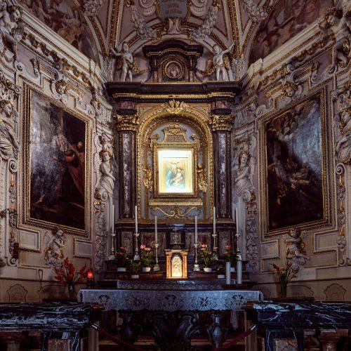 Chiesa della Beata Vergine del fiume e Chiesa di San Giorgio a Mandello del Lario