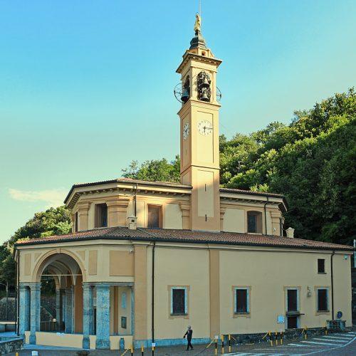 Santuario della Madonna del bosco ad Arlate