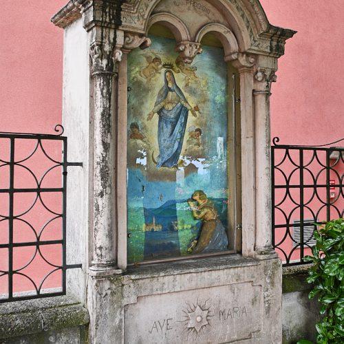Santuario di Santa Maria Nascente a Bevera di Barzago