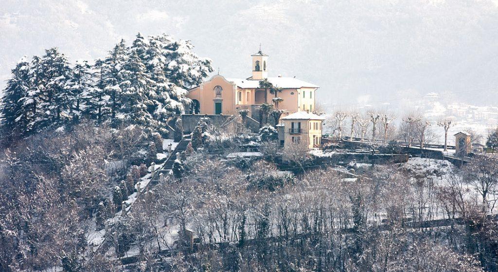 Santuario della Rocchetta di Airuno