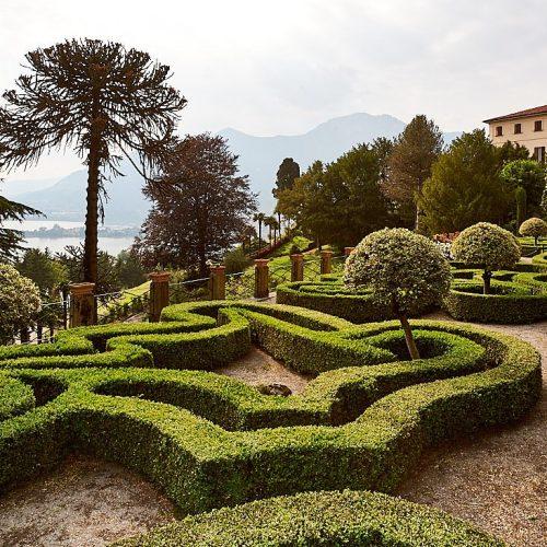 Villa Bertarelli a Galbiate