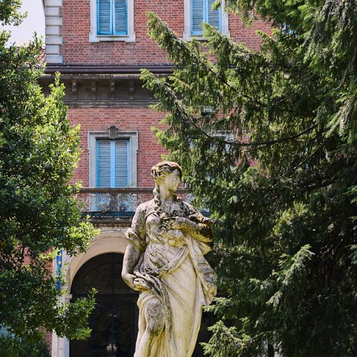 Villa Confalonieri a Merate