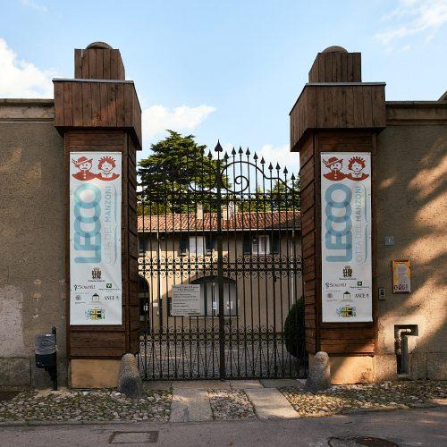 Villa Manzoni a Lecco