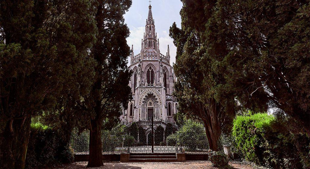 Mausoleo Visconti di Modrone a Cassago