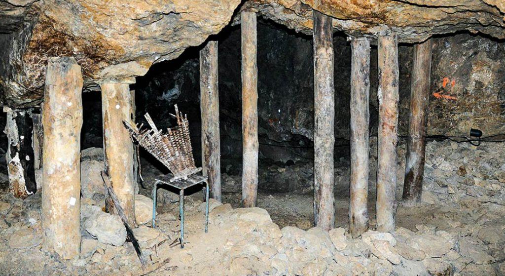Parco Museo Minerario Piani Resinelli