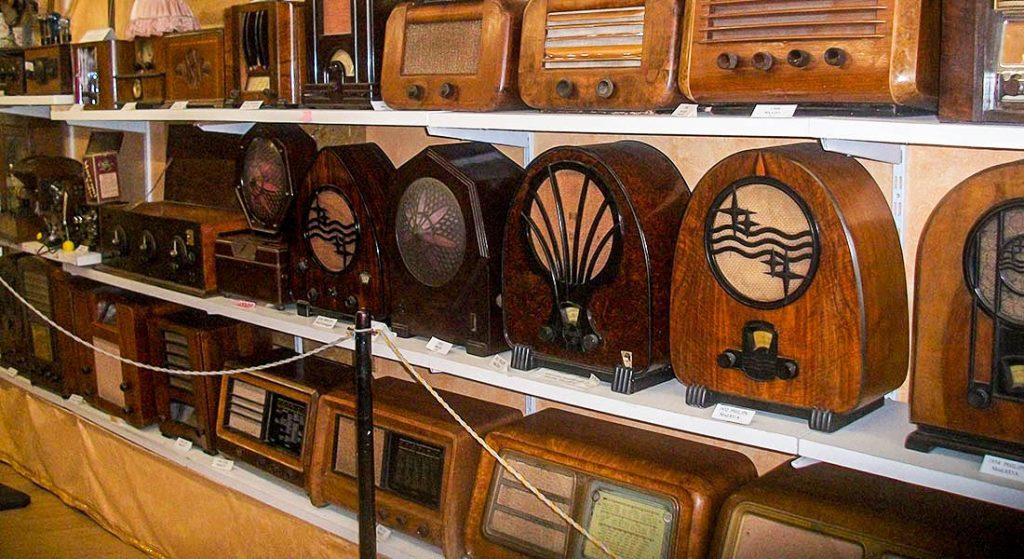 La Ca' dei radio vecc